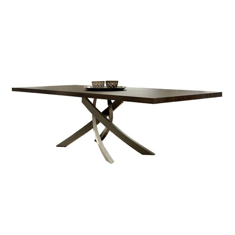 "bontempi casa artistico 79"" dining table"