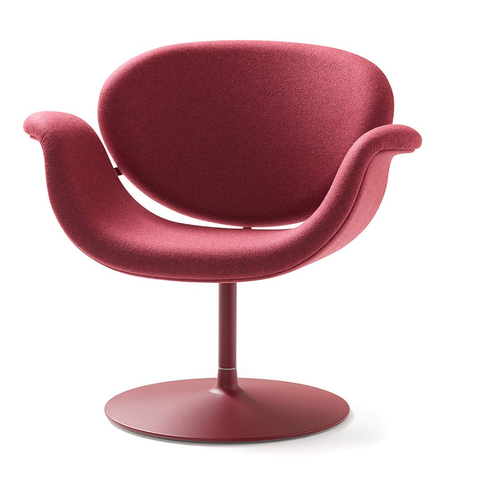 artifort tulip midi chair with disk base