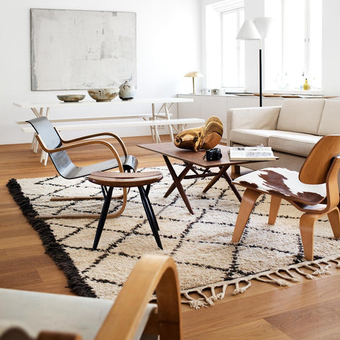 artek domino coffee table