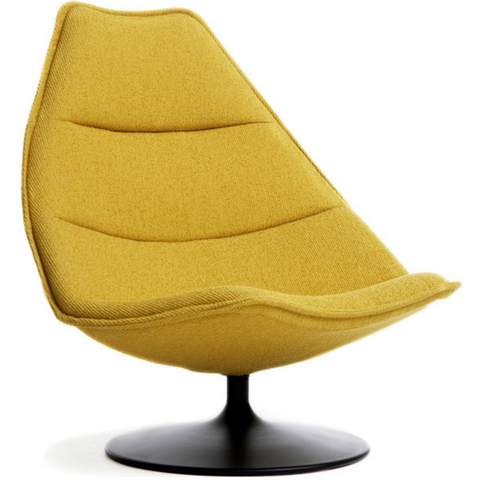 artifort f585 lounge chair