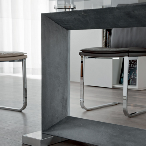 cattelan monaco dining table base