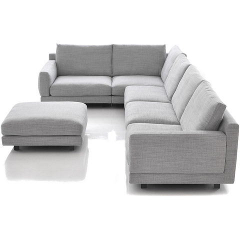 bensen elle sectional sofa
