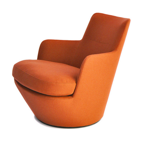bensen lo turn lounge chair