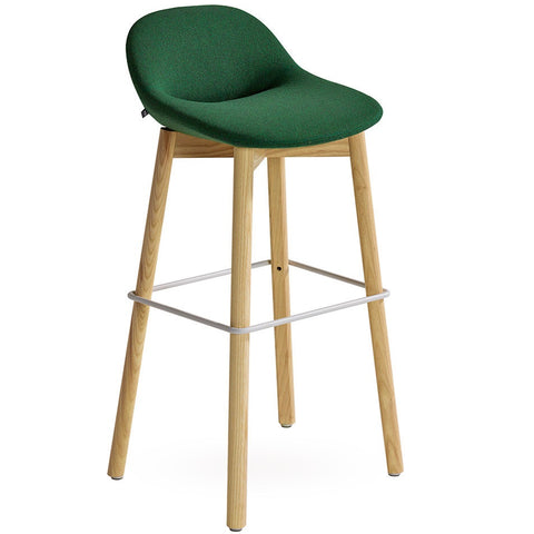 artifort beso wood leg stool