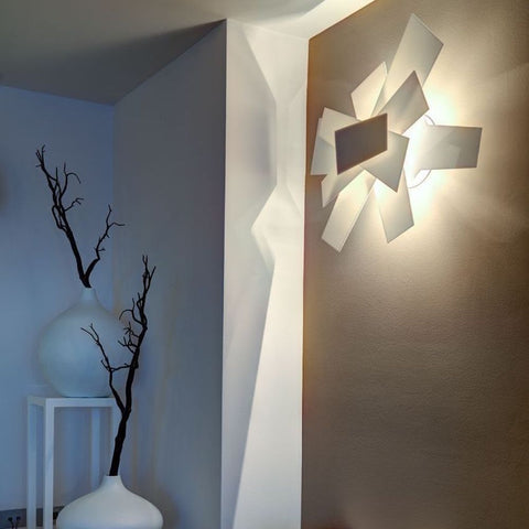 foscarini big bang wall lamp