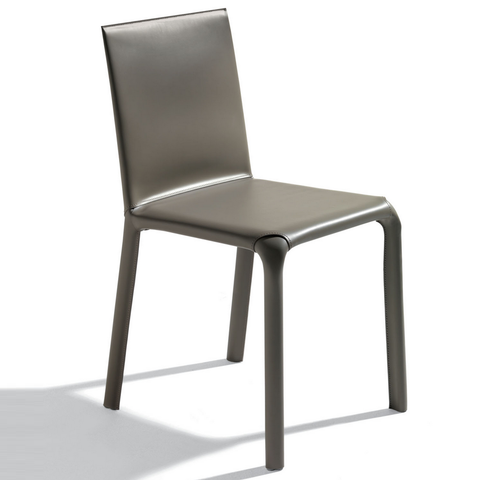 bontempi casa alice low back chair