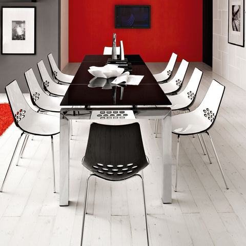calligaris jam chair staged