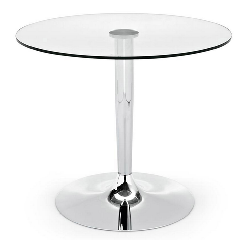 Calligaris Planet Small Glass Dining Table