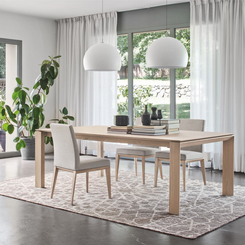 calligaris bess low dining chairs