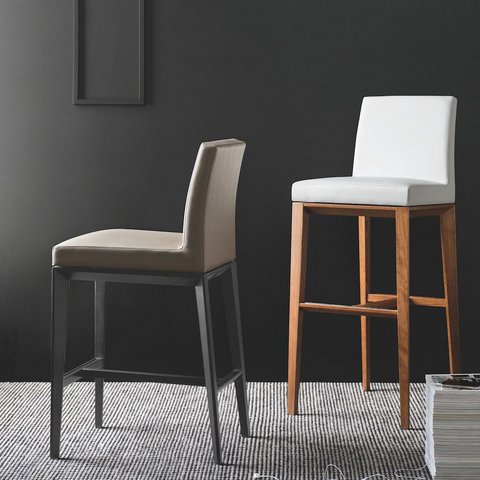 calligaris bess counter stool