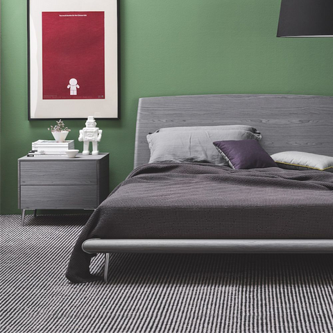 calligaris boston staged in grey