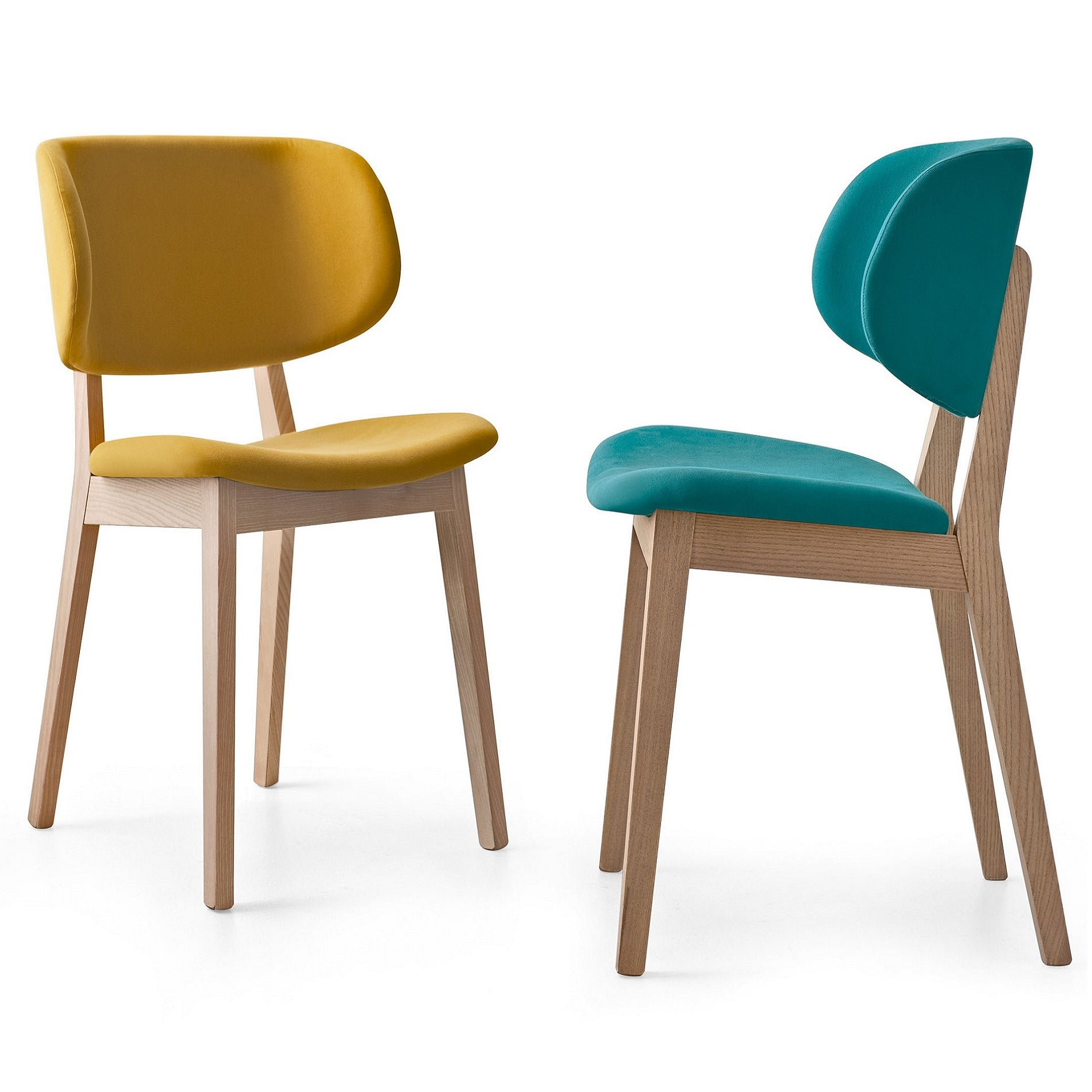 calligaris claire dining chair modern chairs