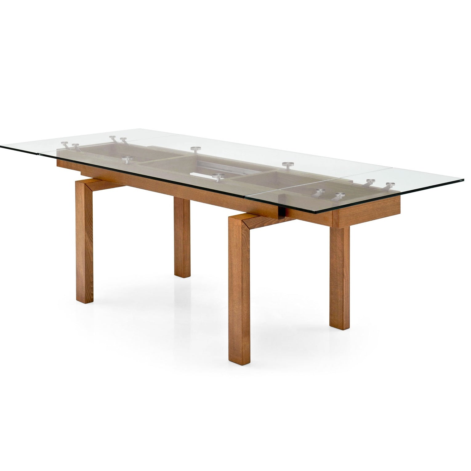 calligaris hyper extension dining table