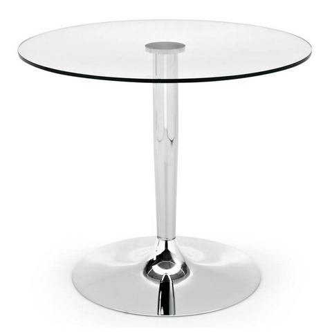 calligaris planet glass counter table