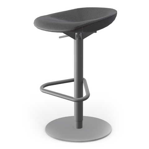 calligaris palm adjustable stool