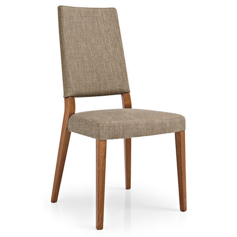 calligaris sandy dining chair fabric
