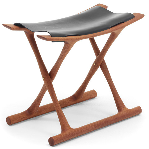 carl hansen ole wanscher 2000 egypt stool