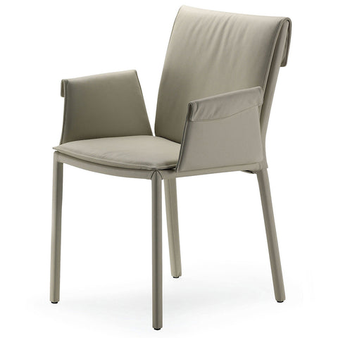 cattelan isabel dining chair with arms