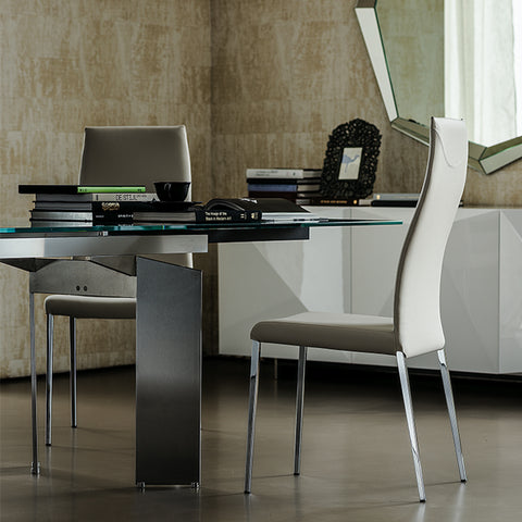 cattelan anna highback dining chair