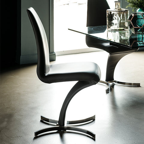 cattelan betty dining chair side