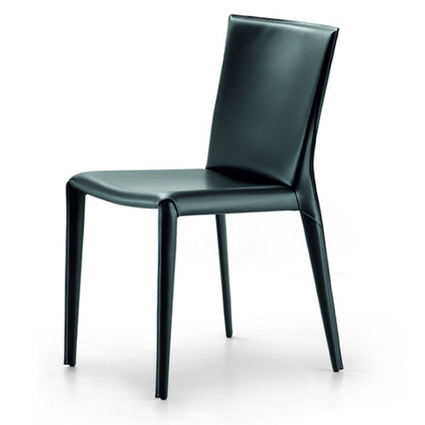 cattelan beverly dining chair in black