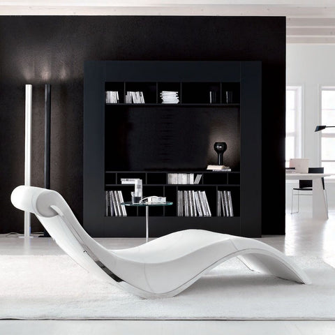 cattelan sylvester chaise lounge