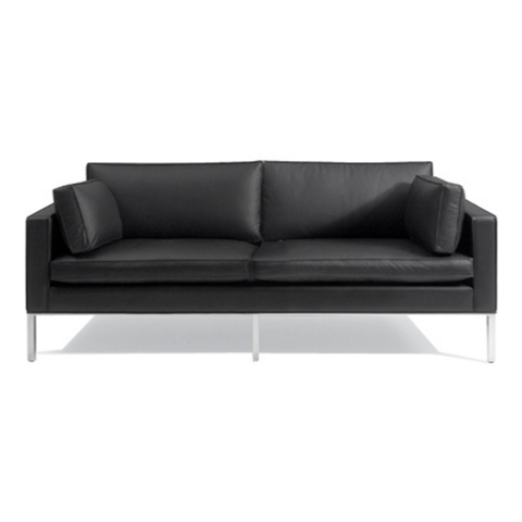 artifort 905 2.5 seat 2 cushion comfort sofa