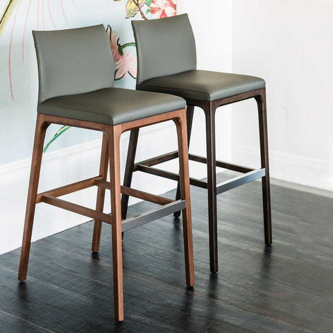 cattelan arcadia couture bar stool