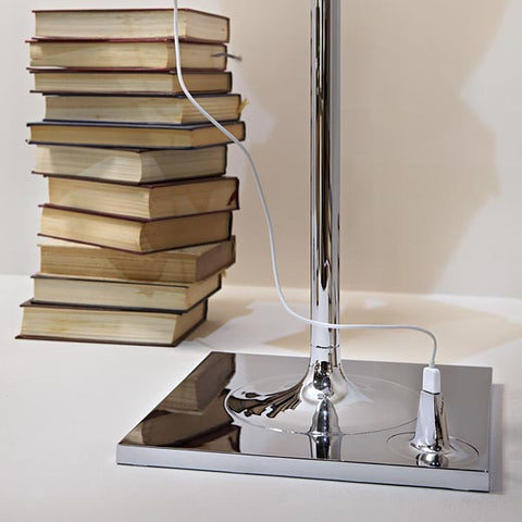 flos bibliotheque nationale floor lamp base