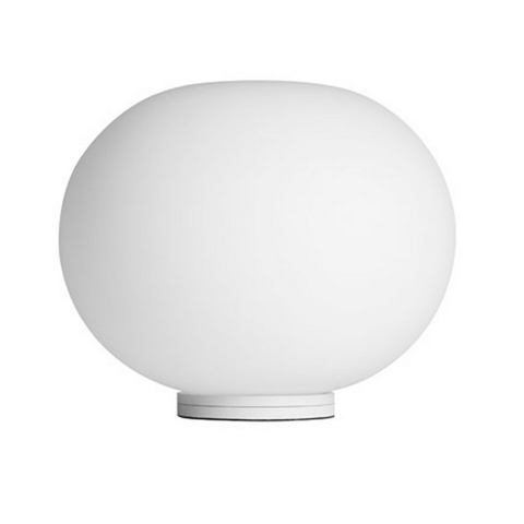 flos glo-ball basic zero table lamp