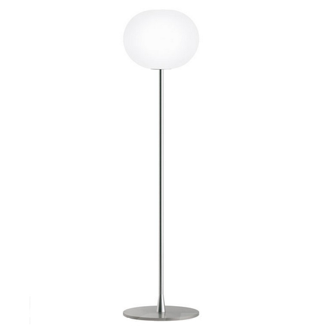 flos glo-ball f1 floor lamp