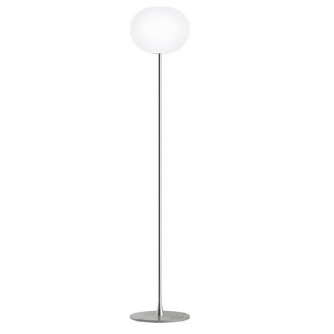 flos glo-ball f2 floor lamp