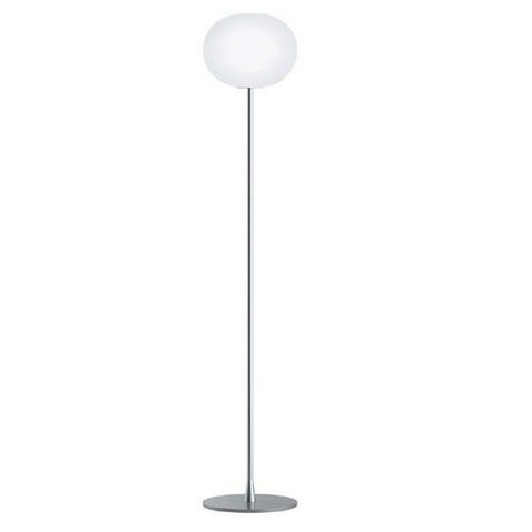 flos glo-ball f3 floor lamp