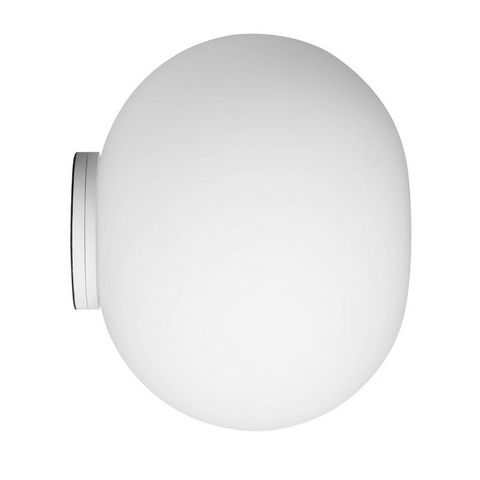 flos glo-ball zero ceiling & wall lamp