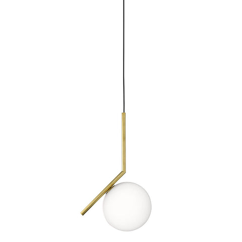 flos ic suspension lamp