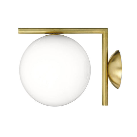flos ic ceiling & wall lamp
