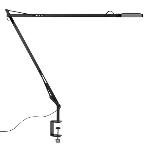 flos kelvin LED clamp lamp