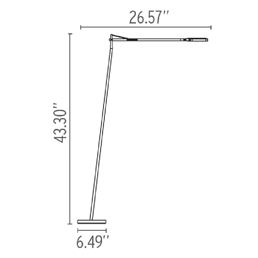 Flos Kelvin Led Floor Lamp: ... flos kelvin LED f floor lamp specs,Lighting