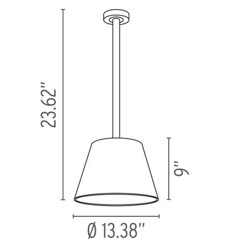 flos romeo outdoor c1 lamp specs