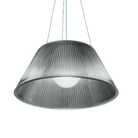 flos romeo moon s2 suspension lamp