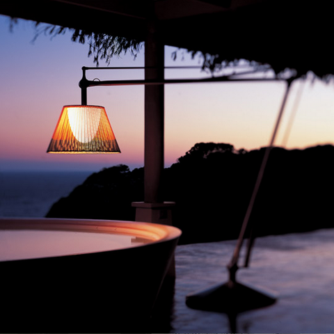 flos superarchimoon outdoor lamp
