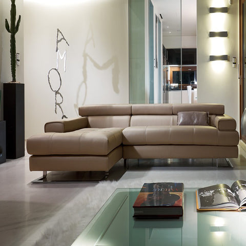 gamma avenue sectional sofa with chaise