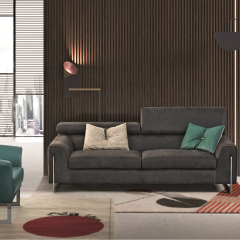 gamma blues sofa