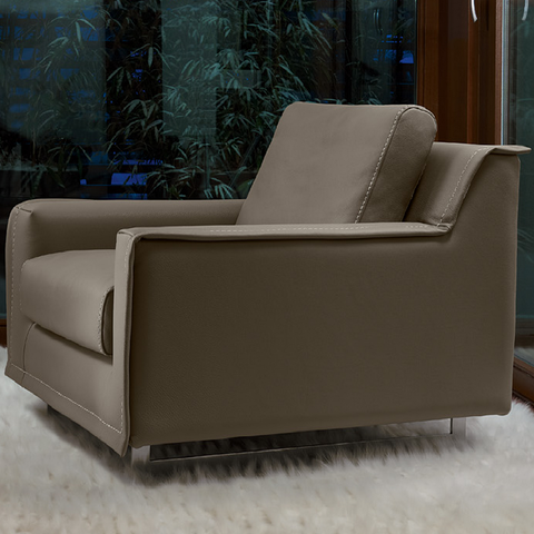 gamma blues armchair