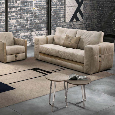 gamma laguna sofa staged