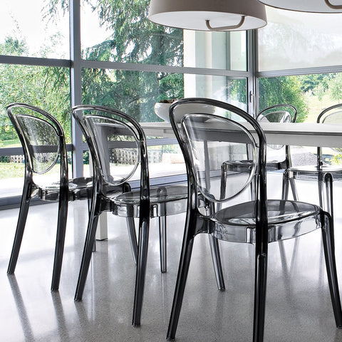 calligaris parisienne chairs