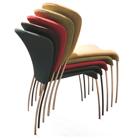 montis calla stackable dining chairs