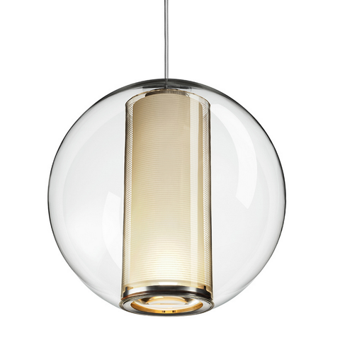 pablo bel' occhio suspension lamp