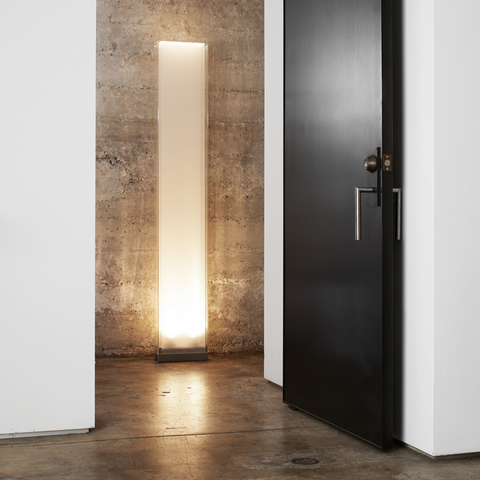 pablo cortina floor lamp