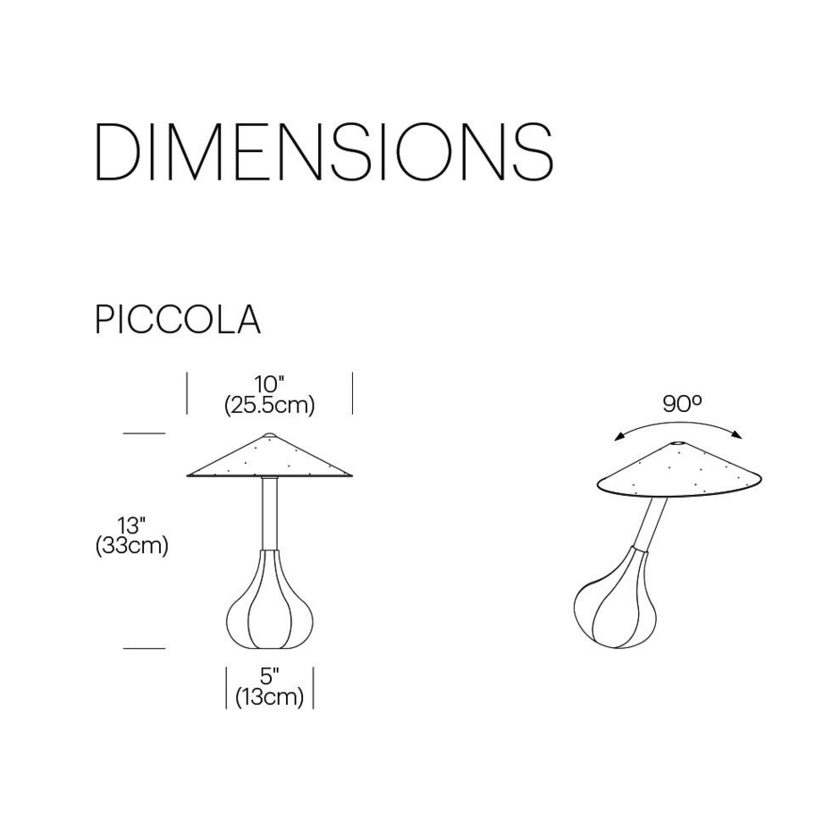 Nice Pablo Piccola Table Lamp